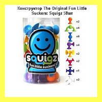 Конструктор The Original Fun Little Suckers: Squigz 58шт