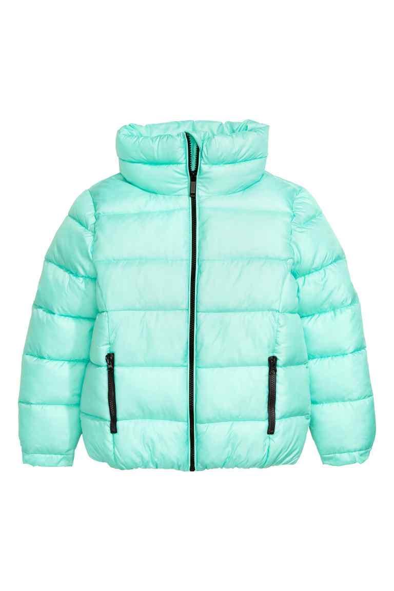 Очень красивая куртка на девочку 10-11 лет от H&M Швеция Размер 146