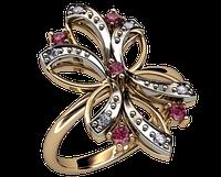 Золотое кольцо Венецианское