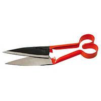 Ножницы для фигурной стрижки растений (самшита) Berger 27410, 140 мм лезвие