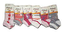 Детские носочки для девочек оптом, Modenweek , 23/27-32/35 рр., арт. МС9108