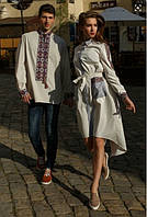 Платья в украинском стиле. Стильные образы.