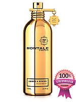 Montale Amber Spices 100ml - (Оригинал 100%)