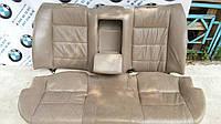 Задние сидения BMW 5 E34