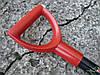 Лопата длинная BTD B102 закаленная сталь, фото 3