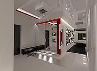 Дизайн проект гостиной, Гостиная 33