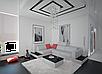 Дизайн проект гостиной, Гостиная 33, фото 6