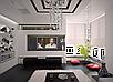 Дизайн проект гостиной, Гостиная 33, фото 8