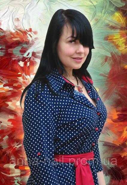 Анна Колотилина - ведущий дизайнер и преподаватель