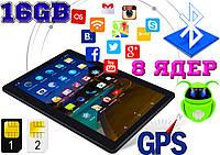 Планшет телефон Sony Z3, 8 ядер, 10'', 1Gb/16Gb, GPS, 2 sim