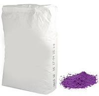 Фиолетовый пигмент, 25 кг