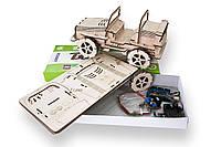 Arduino 3D конструктор  EcoBot Buggy 4х4