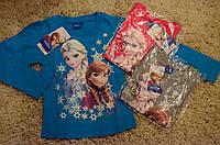 Трикотажная туника Дисней Фроузен Disney Frouzen для девочек 98/104-134 см