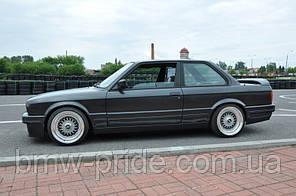 Разборка BMW E30 купе