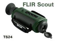 Тепловизионный монокуляр FLIR SCOUT TS24 (< 315 МЕТРОВ)