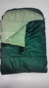 Спальный мешок (одеяло с капюшоном-150) весна-лето