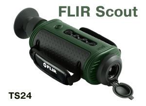 Тепловизионный монокуляр FLIR PRO SCOUT PS24 (< 315 МЕТРОВ)