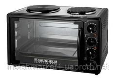 Электрическая печь-плита Grunhelm GN33AH с грилем