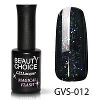 Гель-лак Beauty Choice «Magical flash» GVS-012, 10 мл