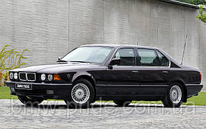 Разборка BMW E32