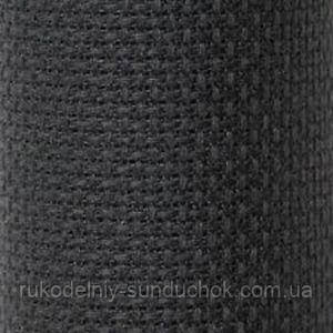 Aida Zweigart 16 ct. 3426/720 Black (чёрный)