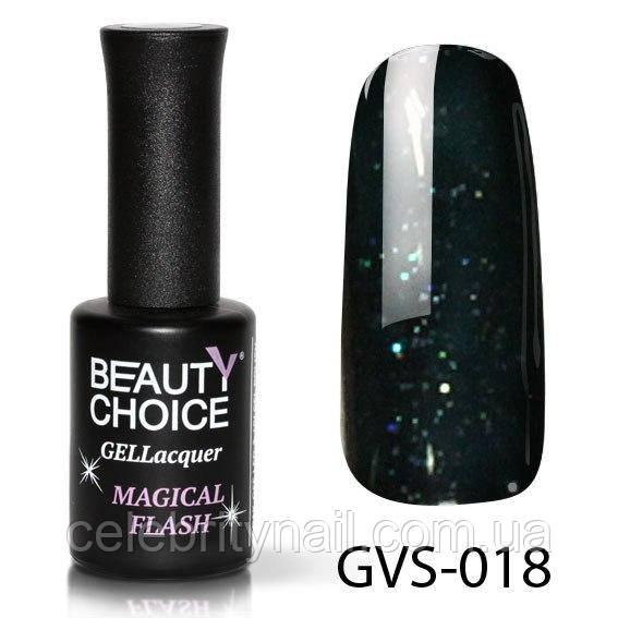 Гель-лак Beauty Choice «Magical flash» GVS-018, 10 мл