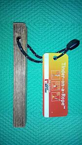 Light My Fire Tinder-on-a-Rope ( щепка для розжига ).