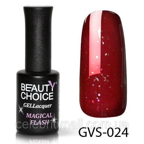 Гель-лак Beauty Choice «Magical flash» GVS-024, 10 мл