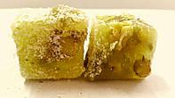 Рахат-лукум лимон с грецким орехом