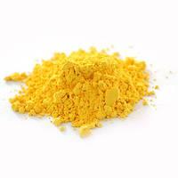 Желтый пигмент