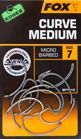 FOX крючки с изогнутым цевьем EDGES Curve Shank Medium