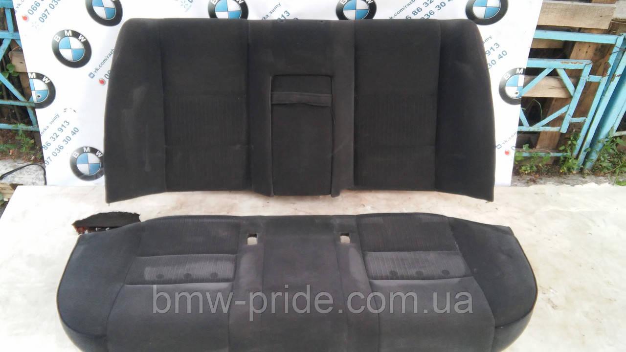 Задние сидения BMW 5 E39