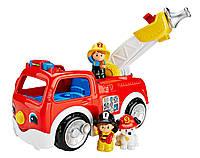 "Fisher Price ""Little People"" Музыкальная пожарная машина"