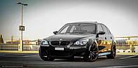 Разборка BMW E60