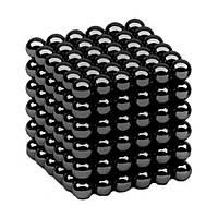 Неокуб (NeoCube,Black, чорний), 216 шт. 5mm