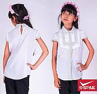 1bff94bc6c9 Нарядная блузка для девочки в категории школьная форма в Украине ...