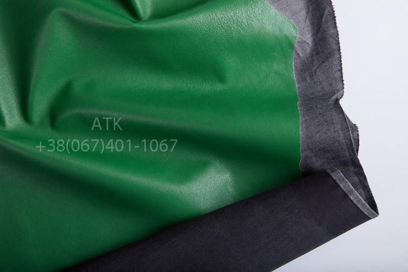 8fdb8657e79a Кожа стрейч зелёная: одежная стрейчевая кожа купить Киев. Украина