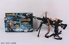 Дитяче зброю на батарейках, музичне, світло