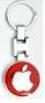 Брелок дл ключей Apple red KL 390