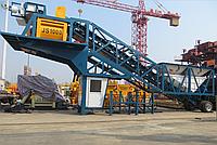 Мобильный Бетонный Завод YHZS60, фото 1