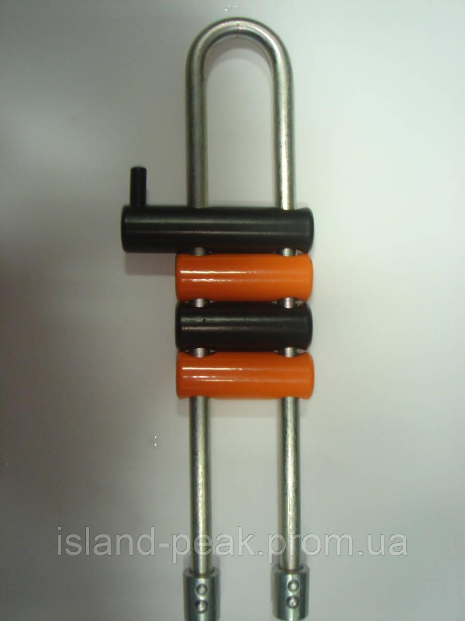 Спусковое устройство решетка (лесенка, сталь) Vertical.