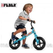 Беговел детский Feber 9008 синий