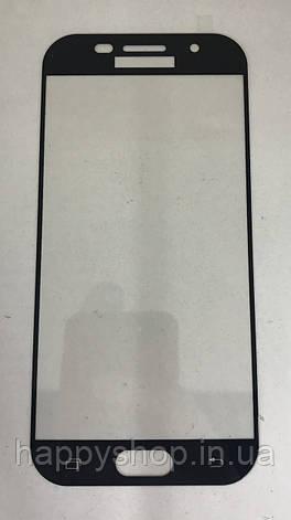 Защитное 3D стекло для Samsung A520 (A5-2017) (Black), фото 2