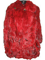 Шуба женская натуральная (мех лисица), размер ХХL, арт. Ш-03, фото 1