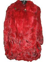 Шуба женская натуральная (мех лисица), размер ХХL, арт. Ш-03