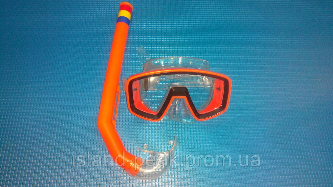 Набор для плавания/дайвинга детский ( маска, трубка ).