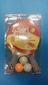 Набор для тенниса Boli Prince MT-9000 ( 2 ракетки+3 мячика).