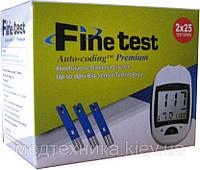 Infopia Тест-полоски Fine test Auto-coding Premium 50шт/уп
