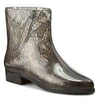 Резиновые сапоги MEL BY MELISSA - Ankle Boots Socks SP AD 32034 Smoke 06005