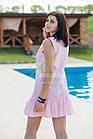 Женское летнее платье 2018 - кокетка - оптом - Код пл-21, фото 3